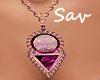 Pink Diamonds Jewel Set