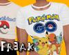 [F] Pokemon GO Shirt