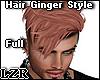 Hair Ginger Style Full