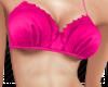 *cp*Pink Satin Top