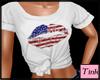 t-shirt rwb kiss