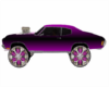 Purple candy donk!