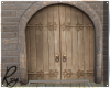 DnD Castle Door