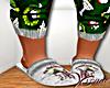 Y* Snoopy X'Mas Slippers