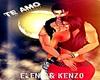 """♔""""Boke Elena&Kenzo"""