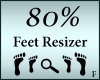 Foot Shoe Scaler 80%