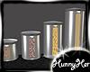 Stainless Canisters