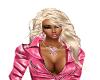 Hair Ash Blond Lizzy 384