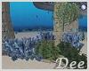 Ocean Coral Blue