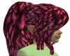 Pink Weave Hair