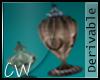.CW.LOGI-Vase DEC