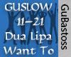 Dua Lipa - Want To