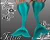 Mermaid tail 1 animate