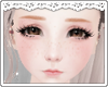 :3 Kawaii Head | Ginger