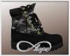 Camo BW Boot Black