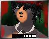 Houndoom Cuffs [M]