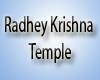 Radhey Krishna Temple