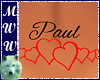 Paul Tattoo #2