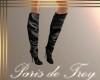PdT Knee High Blk Boots