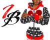 [IB] Deadmau5 Red Hoody