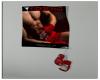 |V| Boxing Gloves+Poster