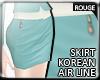 |2' Korean Airline Skirt