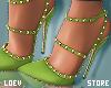 e Studded Heels