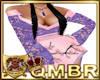 QMBR Kimono Top CB-P