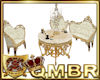 QMBR Baroque Sofa Set