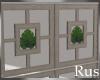 Rus Leaf Wall Divider