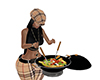 Cook Veggi Food Animated