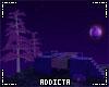 *A* Purple Moon