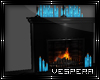 -V- Traquility Fireplace