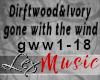 LEX driftwood&Ivory-gone