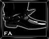 (FA)Black Boot Spikes