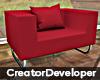 [Devyn] Fiery Red Chair