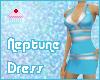 Neptune Mini Dress