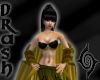Mistress Shawl - Gold