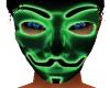 Neon Green Anom Mask