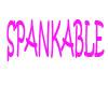 SPANKABLE IN PINK/PURPLE