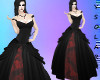 vampiress gown
