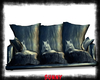 *SW* Wolf Cuddle Sofa