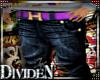 D:  Purps Jeans