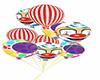 balloons clown