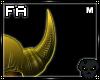 (FA)HornsForHoodM Gold3