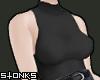 ┼ mock neck tank