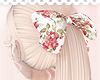 e Add On Bow - Floral2