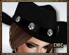 💄Miranda Cowgurl Hat