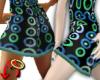 Retro Dress Bottom