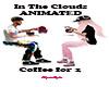 Nebula Coffee in Clouds